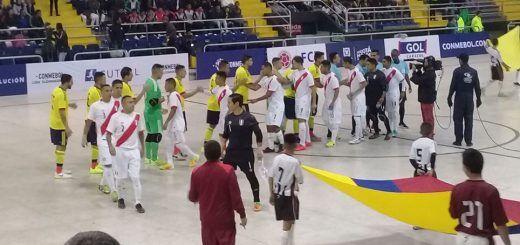 fútsal selección colombia