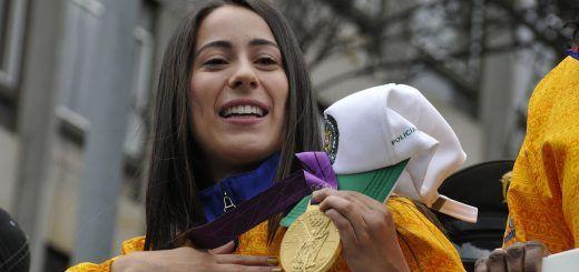 Mariana Pajón , BMX PISTA