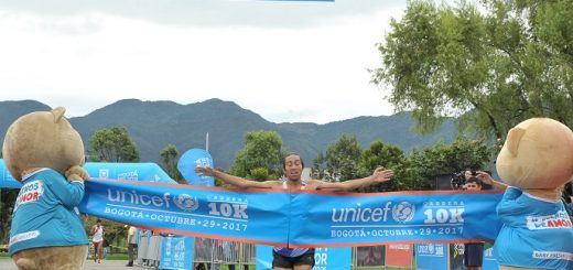UNICEF 10K Juan Pablo Rangel