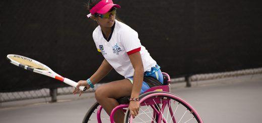 Angelica Bernal deporte de inclusión