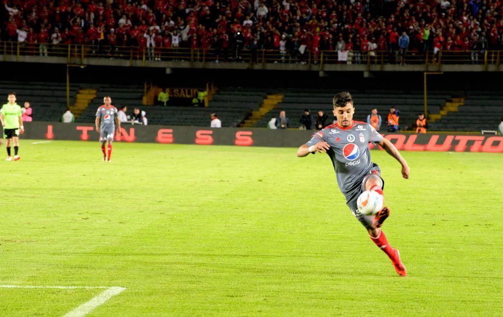 13 Kevin Ramírez América