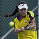 """María Camila Osorio """"quebró"""" a la sexta mejor tenista del mundo"""