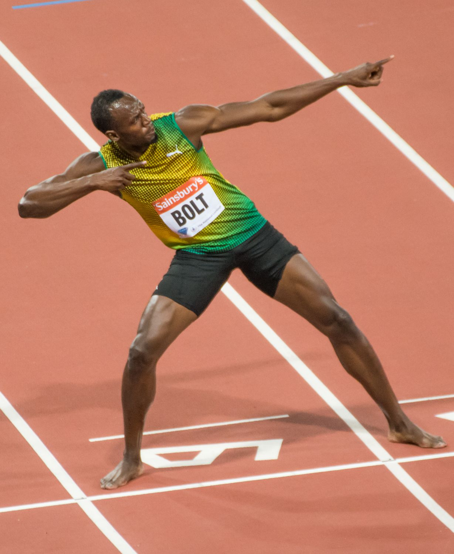 La rutina de Usain Bolt que todos pueden realizar - Heraldo Deportes
