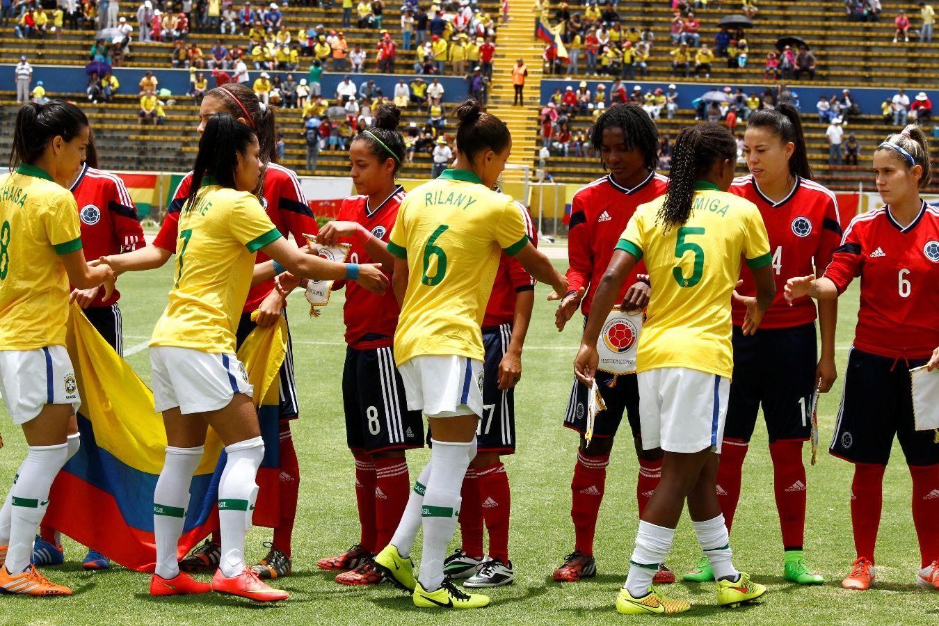 Colombia femenina