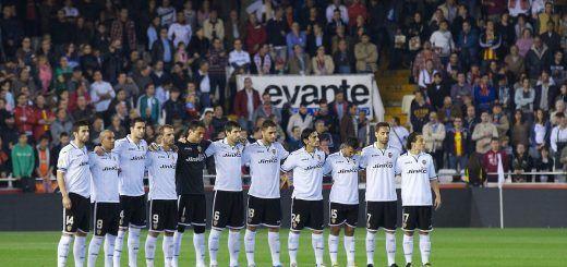 Copa del rey Valencia finalista