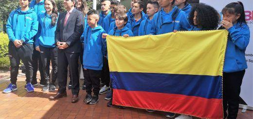 Selección Colombia de squash