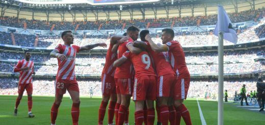 Granell Girona triunfo ante el Real Madrid