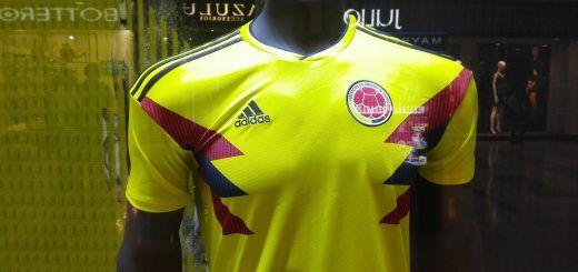 Camiseta Selecicón Colombia