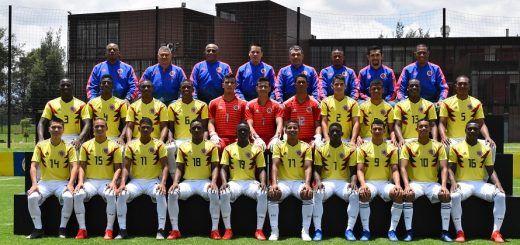 Selección Colombia sub17