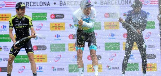 Vuelta a Cataluña Superman Lopez