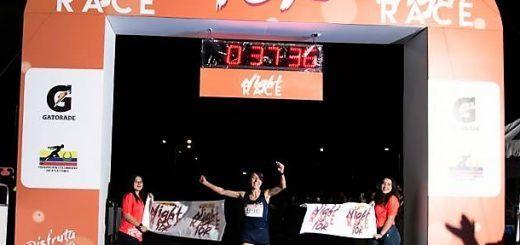 Yolanda Fernández ganadores Night Race 10k 2019