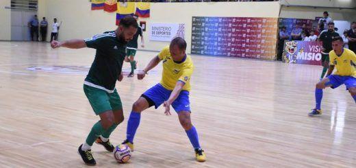 Selección Colombia Fútbol Salón