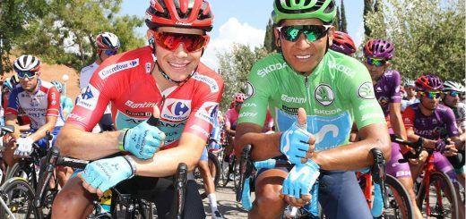 Etapa 8 de la Vuelta España 2019