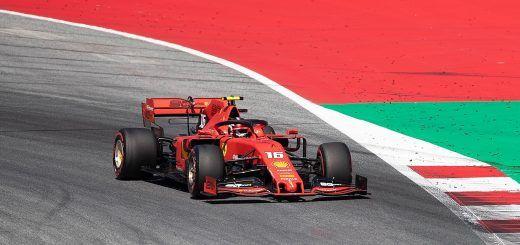 atiana Calderón de nuevo en un F1