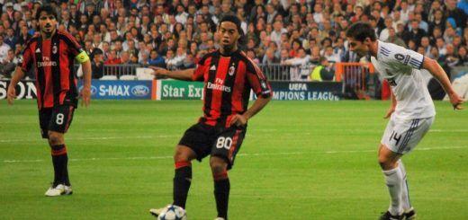 espedida de Ronaldinho en Colombia