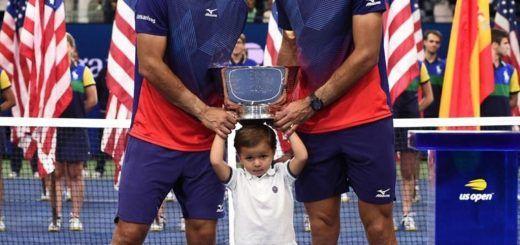 Cabal y Farah campeones de US Open