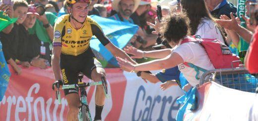 La etapa 15 de la Vuelta a España