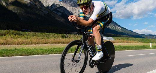 Medalla de oro para Rohan Dennis en contrarreloj élite masculina de ciclismo