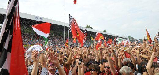 Monza en F1 hasta el 2024