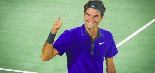 Roger Federer en Colombia