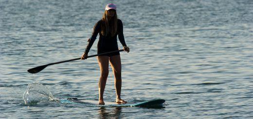 Isabella Gómez surf