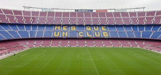 Clásico Español Camp Nou