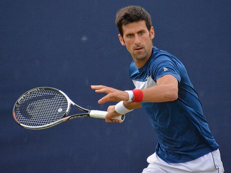 Recuperación de Djokovic Adria Tour