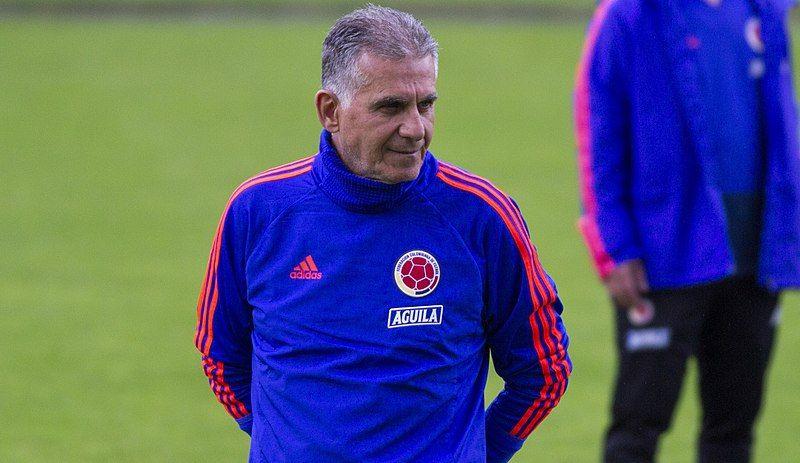 Convocatoria de la Selección Colombia