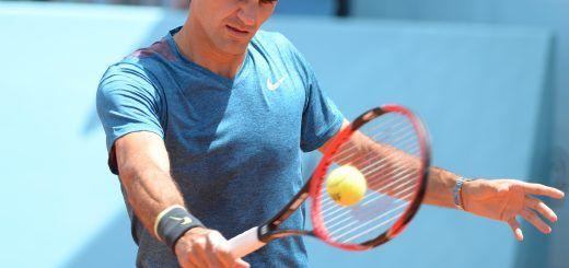 Roger Federer Tokio 2020