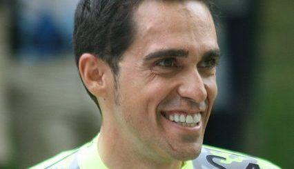 Giro de Rigo Alberto Contador