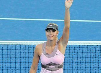 María Sharapova anuncia su retiro