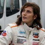 Tatiana Calderón súper fórmula de japón