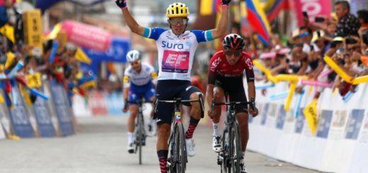 Tour Colombia Sergio Higuita cuarta etapa