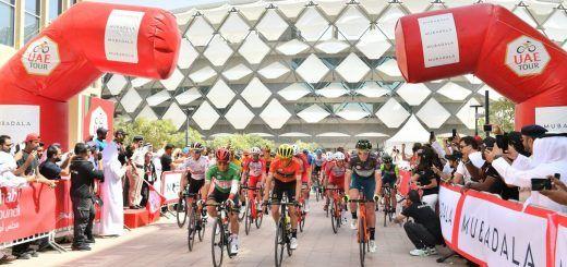 Tour de los Emiratos Árabes Unidos