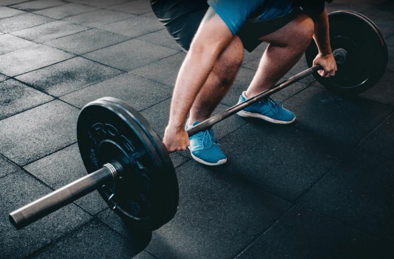 boldenona levantamiento de pesas