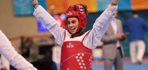 Taekwondo Andrea Ramirez