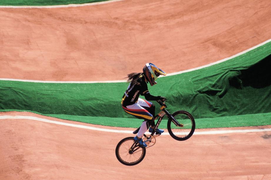 Mariana Pajón BMX