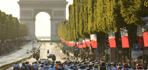 Tour de francia covid-19 coronavirus