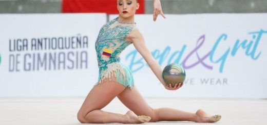 Vanessa Galindo gimnasia rítmica