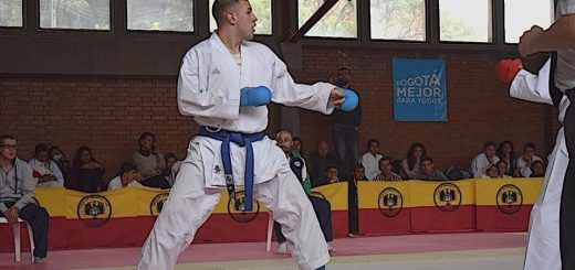 Jean Paul Muñoz Karate