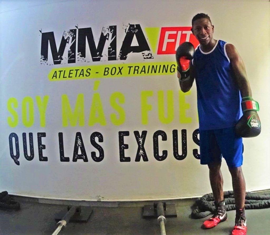 Jonathan Romero boxeador