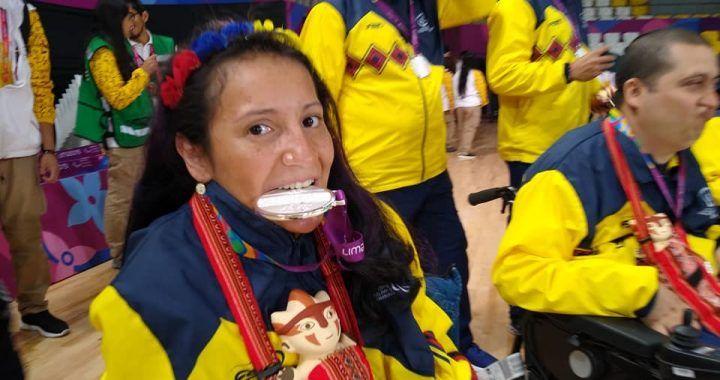 Laura García boccia Colombia