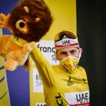 Pogacar nuevo líder de la general tras la etapa 20 del Tour de Fancia