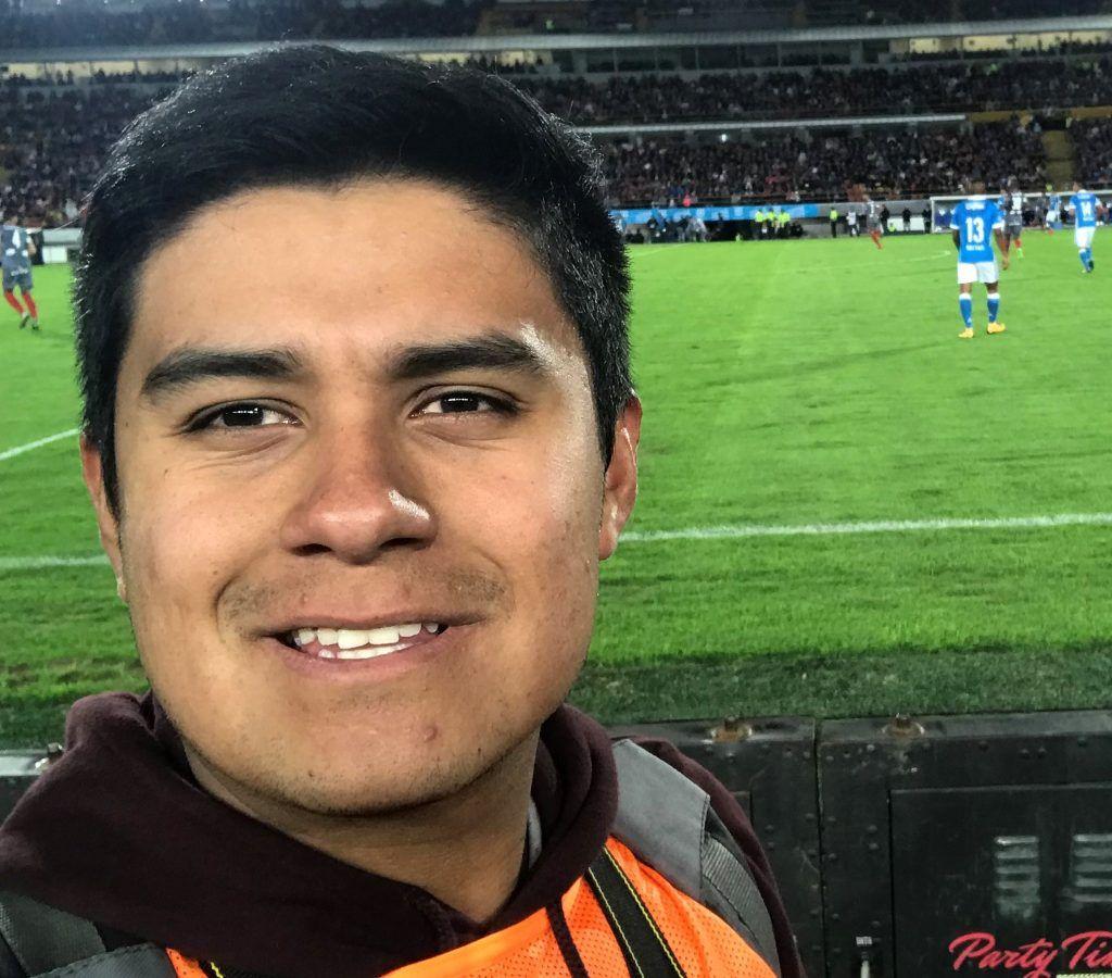 Cristhian Julián González Beltrán