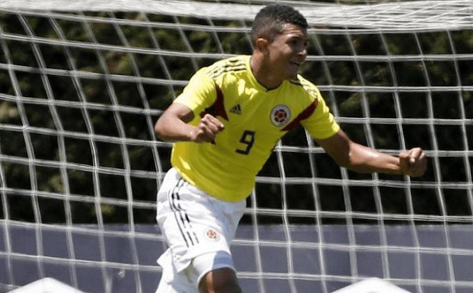 Juan Alegria futbolista colombiano