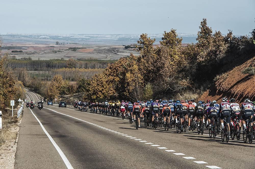 novena etapa de la Vuelta España