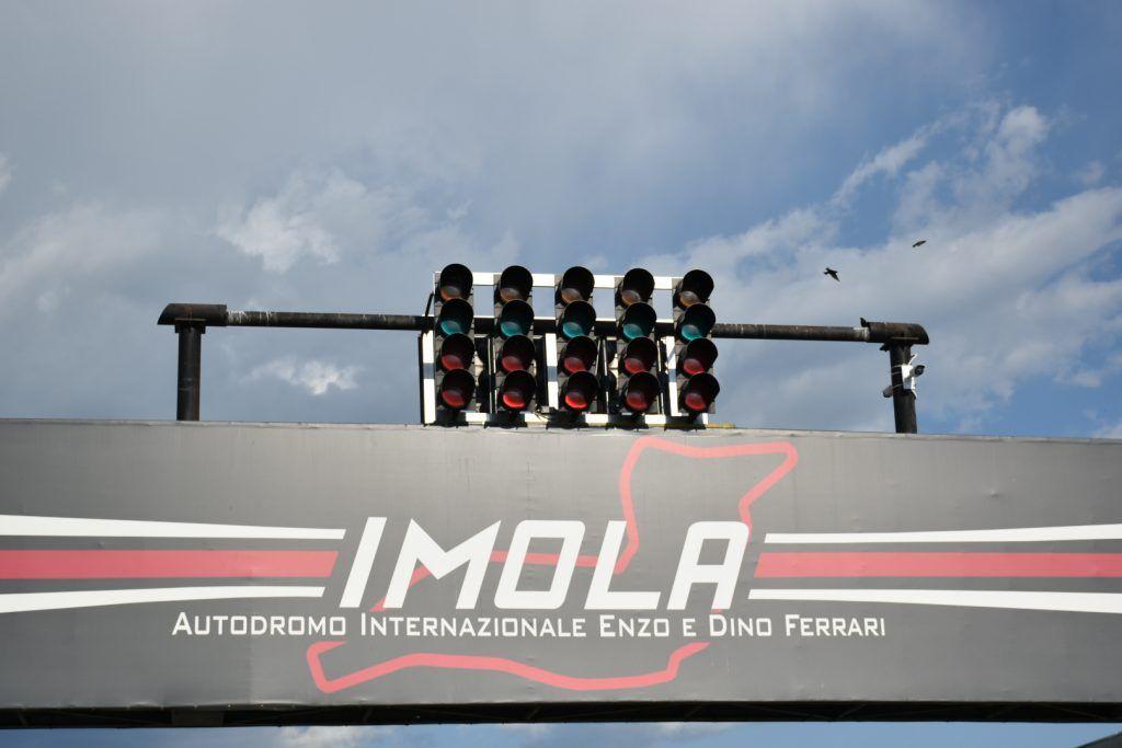 Imola utódromo Enzo e Dino Ferrari