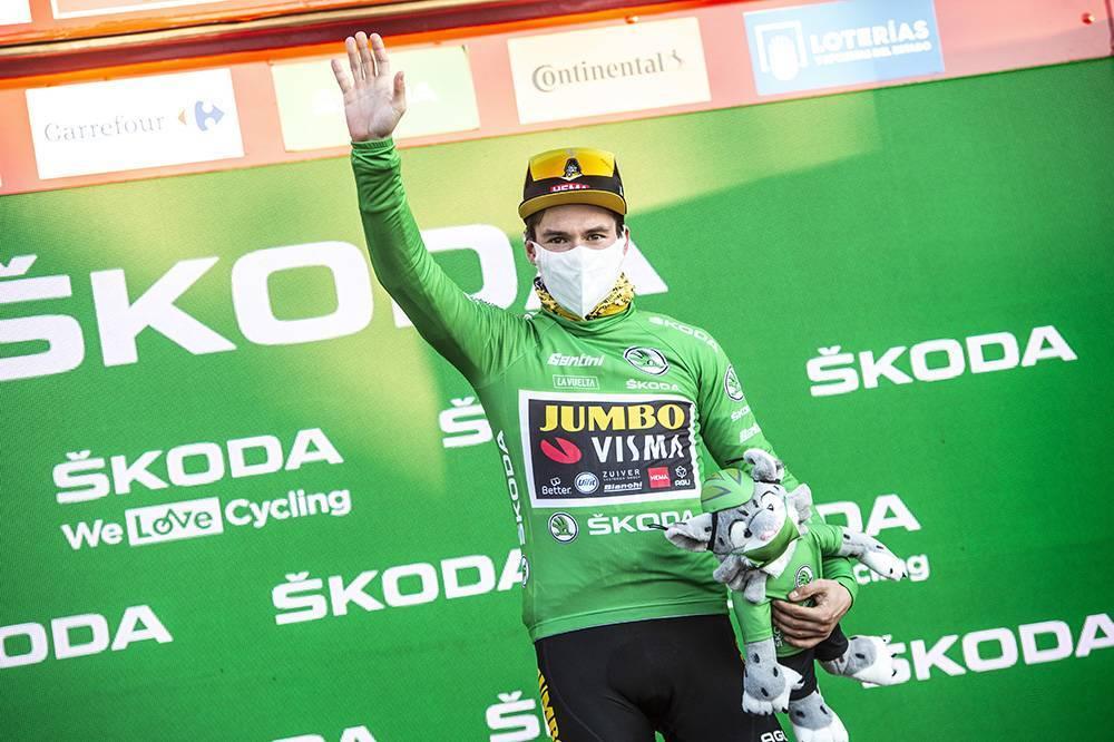 octava etapa de la Vuelta a España