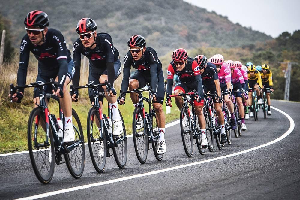 séptima etapa de La Vuelta España