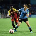 Mundial Femenino de Fútbol